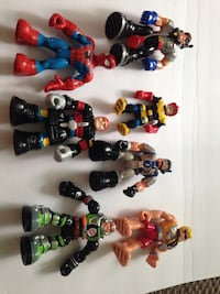 Rescue heroes lot $2 each or $10 for all Watertown, 06779