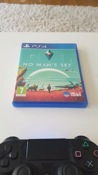No Man's Sky (Ps4) 6621 km