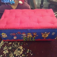Pal Puppy's  paw patrol  Toy Box  Newport News, 23607