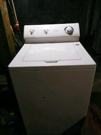 white top-load clothes washer Youngstown, 44507