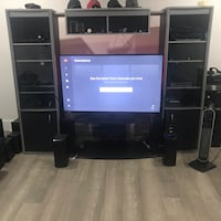 Entertainment cabinet center Mission, V4S 1H2