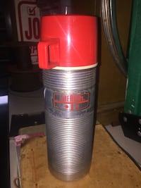 Vintage Thermos Long Beach, 90814