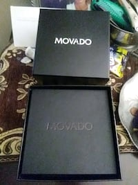Mens Movado watch box(only the box)