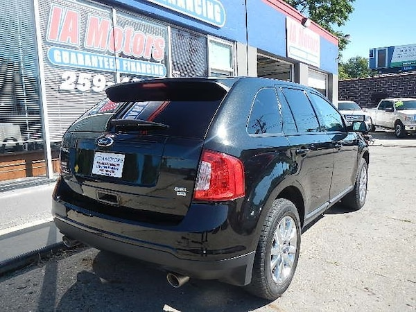 2012 Ford Edge 4dr SEL AWD 4