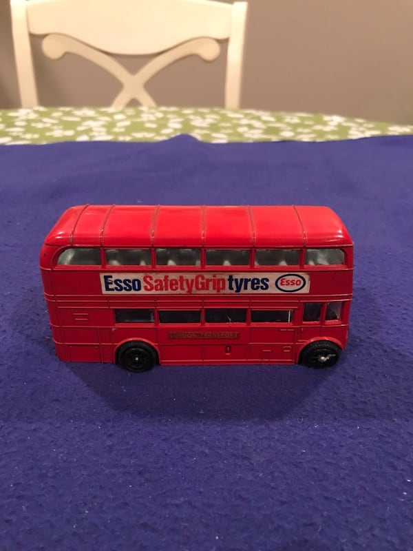 Antique Dinky Toy Route Master Bus 4e05c166-a9f0-4bb9-a79e-004ead4333ee