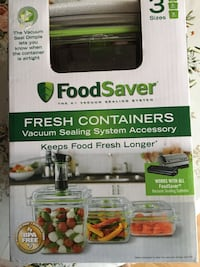 FoodSaver Fresh containers Lakeville, 55044