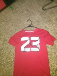 red and white NFL jersey Spokane, 99217