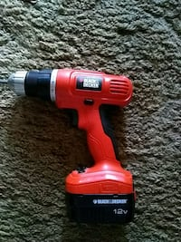 Black and Decker drill Somerset, 15501