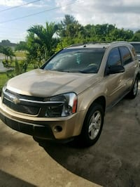Chevrolet equinox  2005 Lehigh Acres