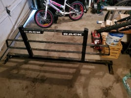 "Back rack headache rack 69 1/2"" wide"