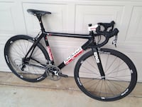 Van Dessel carbon road bike 52cm + Speed Play Pedals and Cleats Lafayette, 70508