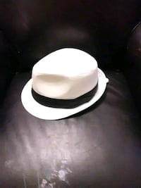 white and black fedora hat Neosho, 64850