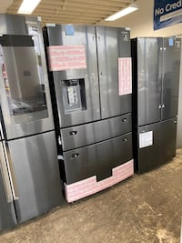 WE DELIVER! Samsung Refrigerator Fridge 27.8 Cu Ft French Door 4-Door #775 Levittown, 19054