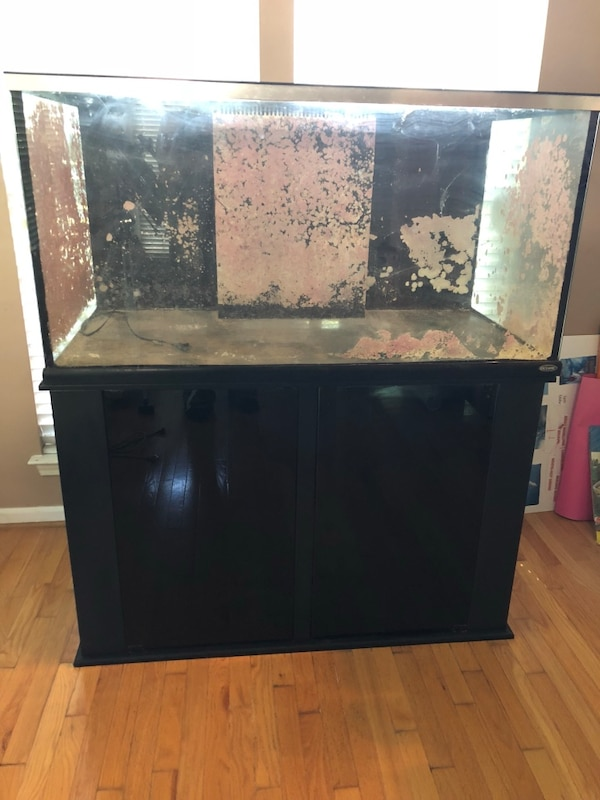 Oceanic Thick Glass 125 Gallon Aquarium with Stand