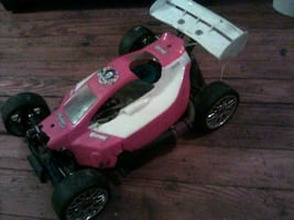 Hobai Remote Control Racing Car (gas powered)