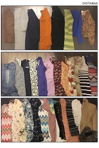 Lot of clothing small size all like new Mississauga, L5B