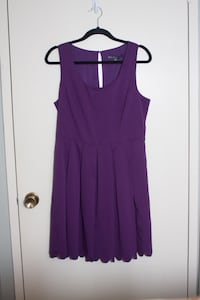 Purple Brixton Ivy dress, brand new with tags. Size L Oakland, 94618