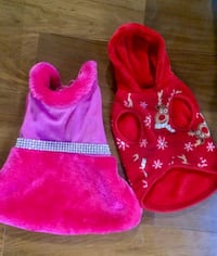 Small pet holiday outfits/ Christmas sweater Irvine, 92602