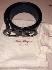 Ferragamo belt like new original receipt  Bladensburg, 20710