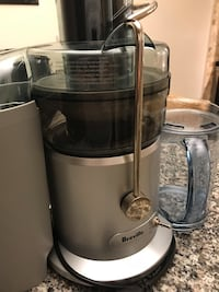 Breville Juicer 10/10 Condition** 536 km