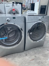 ElectorLux Front Load Washer And Dryer Set Corona, 92882