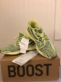 Yeezy frozen yellow 43 1/3 6240 km