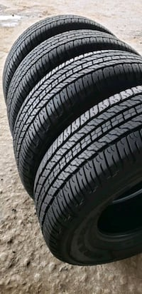 (4) 265-70-16 Goodyear Wrangler tires  Pearland, 77584