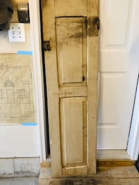 1 antique 1900s wood shutter $30  Sewell, 08080