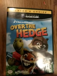 OVER THE HEDGE GameCube Coon Rapids, 55433