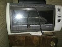 white and gray toaster oven Springfield