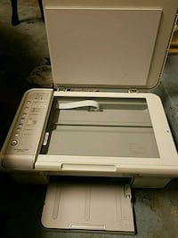 white and gray HP desktop printer Barksdale Air Force Base, 71110