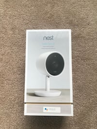 Nest Cam IQ Security Camera
