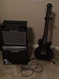Guitar  + 2 amps (stand not included) Columbus, 43230