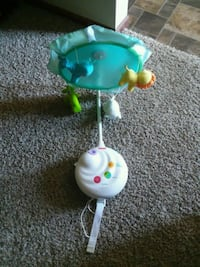 Musical Baby Mobile  Columbia City, 46725