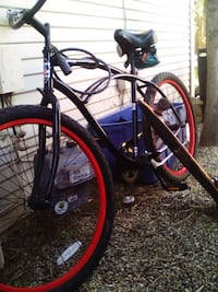Bike (black cruiser)