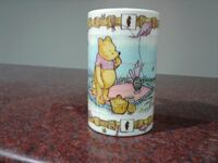 Winnie the Pooh swivel puzzle cup