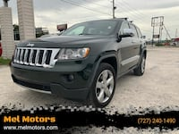 Jeep-Grand Cherokee-2011 Clearwater