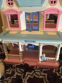 FisherPrice Doll House