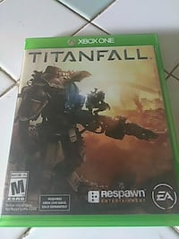Titanfall Xbox One game case Los Angeles, 90003