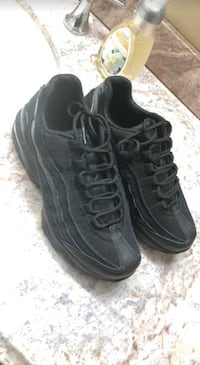 Black Air  Max 97 (wmn sz 8) Mesquite, 75149