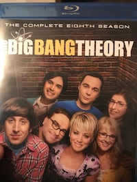 The Big Bang Theory DVD case Laurelville, 43135