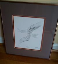 """Framed """"Legacy"""" Print by Robert Sexton West Springfield"""