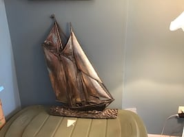 Sailboat Decor