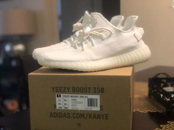 169552da5 Used Yeezy Boost 350 V2 Cream for sale in San Leandro - letgo