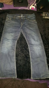 MEN'S BRAND NEW SILVER JEANS Kitchener, N2M 2G9