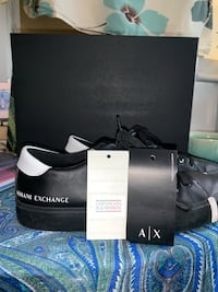 Armani Exchange Low Top Sneakers UPR MONTCLAIR, 07043