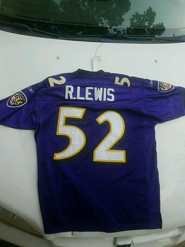 new arrival 6edb3 5887c Ray Lewis jersey