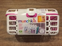 Deluxe Dishwasher Basket for Baby Bottles by Munchkin NEW Hamilton, L0R 1W0