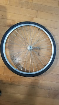 Road Bicycle wheel - front 700c