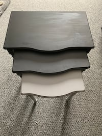Accent table set $35 Firm Barrie, L4M 6J3